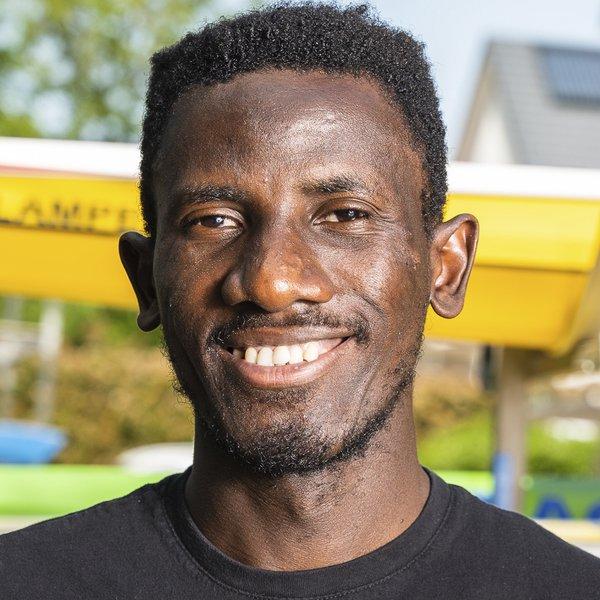 Profilbild der wir-schaffen-was-Botschafterin Lancine Diallo